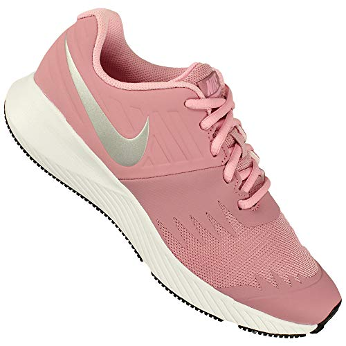 Metallic Elemental GS pink Star Femme Runner Multicolore Running Silver Chaussures Pink 601 de Nike Compétition qHaPRTWWz