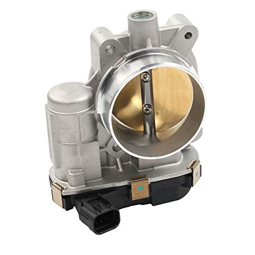 HOWYAA HYVE72 Electronic Throttle Body Assembly with IAC TPS for Buick Chevrolet Pontiac Saturn