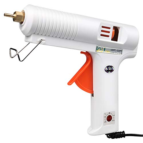 Amazon.com - BSTPOWER Hot Melt Glue Gun Adjustable Temperature 100W Professional