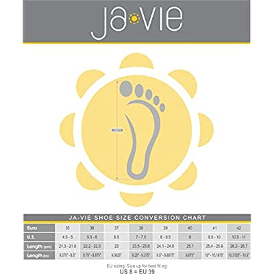 JA VIE Foldable Comfortable Shoes for Women Cute Flats for Every Day Wear Driving Walking | Flats