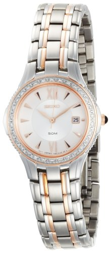 Seiko Women's SXDA84 Le Grand Sport Diamond Watch