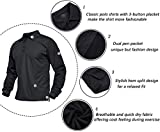 BIYLACLESEN Golf Polo Shirt Men Outdoor Shirt Men