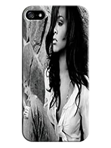 Custom New Style fashionable TPU Cellphone Protector Cover Case for iphone 5/5s