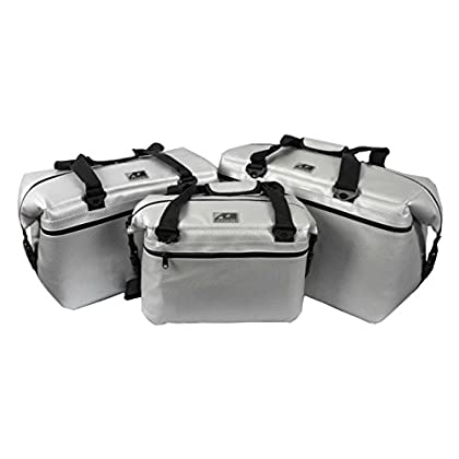 Image of AO Coolers Offroad Black 12 Pack Soft-sided Cooler Coolers