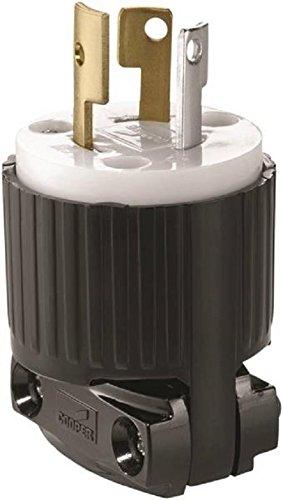 Cooper Wiring Devices Locks - Cooper Wiring 15A Twistlock 3Wire Plug WD4720