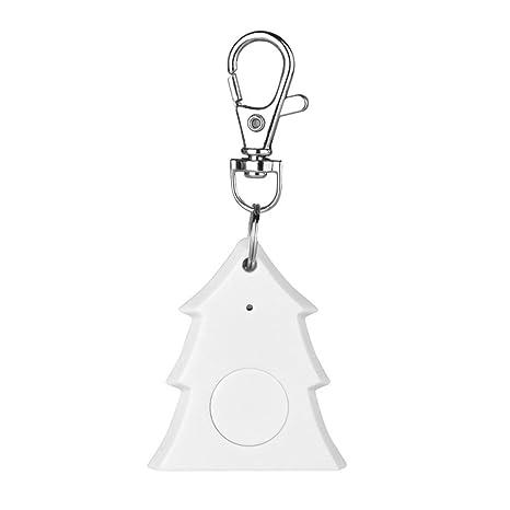 Hemore Mini árbol de Navidad Forma Inteligente Tag Bluetooth ...