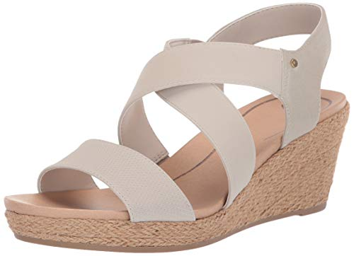 (Dr. Scholl's Women's Emerge Sandal, Oyster Tumbled, 8 M US)