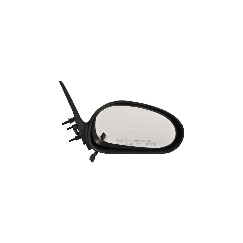 OE Replacement Ford Mustang Passenger Side Mirror Outside Rear View (Partslink Number FO1321104)