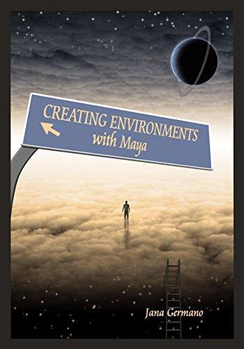 Creating Environments in Maya