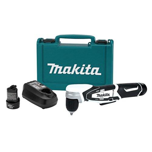 Makita AD02W 12V max Lithium-Ion Cordless 3/8 inch Right Angle Drill Kit