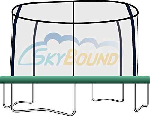 Trampoline Pads with 8 Cut-Out Holes (14 ft Diameter)