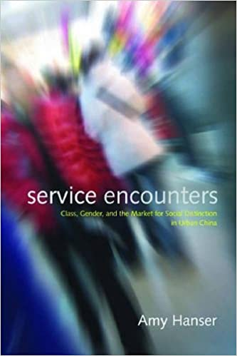 Book Service Encounters: Class, Gender, and the Market for Social Distinction in Urban China