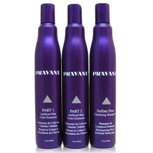 Pravana Artificial Hair Color Extractor 3combo Set by PRAVANA BEAUTY