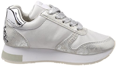 Replay Silber Sneaker Silver Nasties Mädchen rq8twBrxvT