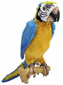 Hasbro FurReal Friends Squawkers McCaw Parrot