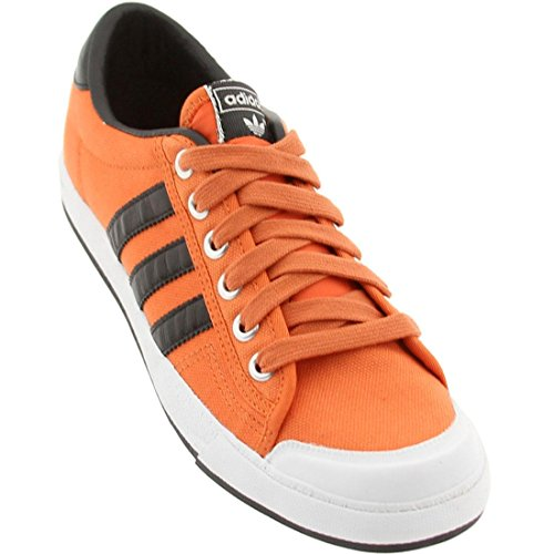 Adidas Mens Tennis Indoor Ambra / Nero / Bianco