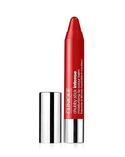 (Chubby Stick Intense Moisturising Lip Colour Balm by Clinique 16 Plumped Up Poppy 3g)
