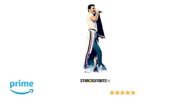 Star Cutouts CS700 Figura de cartón de tamaño real de Freddie ...
