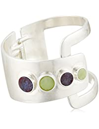 Danielle Nicole Ife Cuff Bangle Bracelet