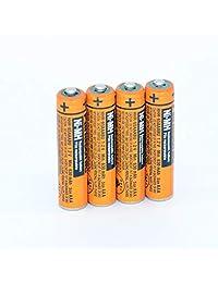 8 UNIDS NI-MH AAA Batería Recargable para Panasonic HHR-55AAABU 1.2V Batería de Repuesto