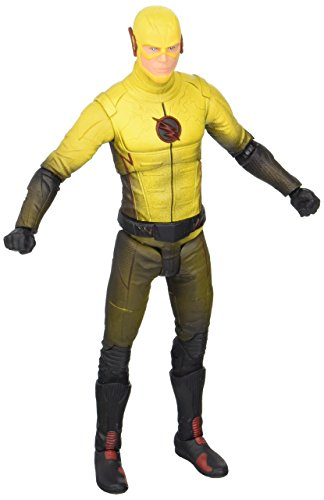 "Flash Reverse-Flash 7"" Deluxe Figure CW TV DC Green Arrow Fl"