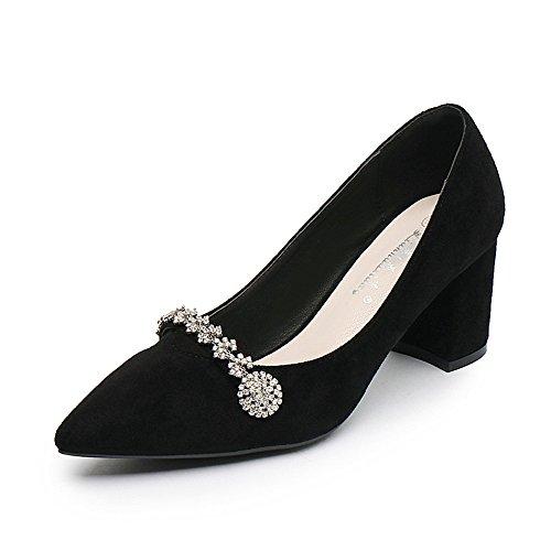 Boca Mujer Zapatos de Sandalias QXH Se al Superficial wqABSIxIf
