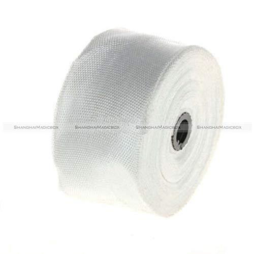 2 Rolls Fiberglass Cloth Tape E-Glass wide 50mm *30m  long Fiber Plain Weave