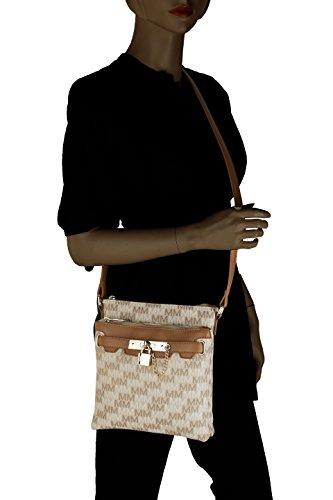 K Collection by Bag Black M Farrow Mia Crossbody MKF Signature Gia ZqqSB