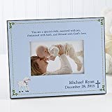 Personalized Baby Christening & Baptism Picture Frames