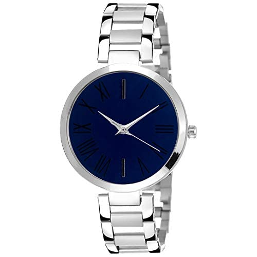 41oICbHhzTL. SS500  - A R Sales Analogue Women's Watch (Blue)