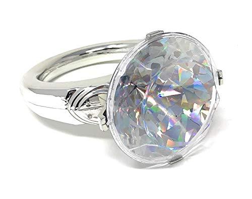 (Greenbrier International Giant Diamond Ring Plastic Novelty)