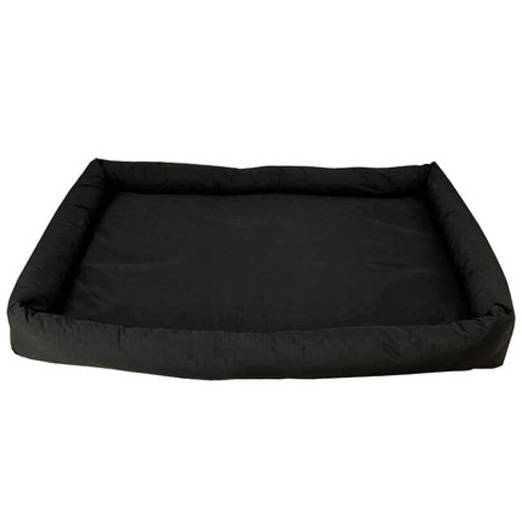 D Medium D Medium Dog mat cat kennel mat pet cotton pad blanket blanket quilt bite resistant winter four seasons supplies (color   D, Size   M)