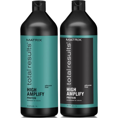 Matrix Biolage Matrix Total Results High Amplify Shampoo And Conditioner (1000Ml)