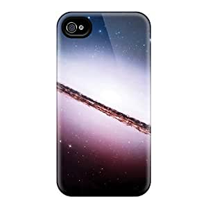 DateniasNecapeer Fashion Protective Lunar Space Galaxy Cases Covers For Iphone 6plus