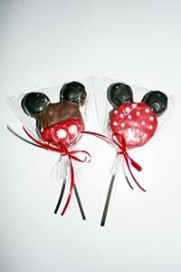 Disney Minnie Mickey Mouse Gourmet Chocolate Oreo Cookies 1 Dozen