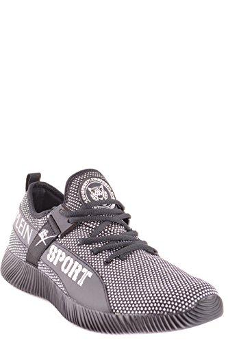 Poliestere Sneakers PHILIPP PLEIN Nero PHILIPP PLEIN Uomo MSC0542STE006N02 CZ1qgwx