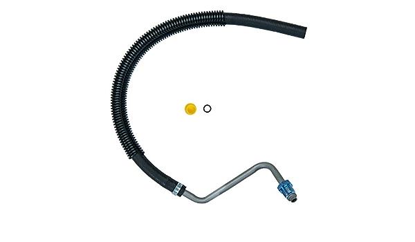 1 Pack Edelmann 80667 Power Steering Return Line Hose Assembly