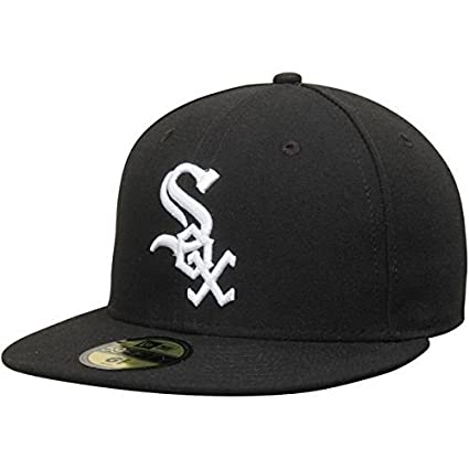 New Era Chicago White Sox MLB Authentic Collection 59FIFTY On Field Cap  NewEra 59Fifty  7 d0a1653e6e8