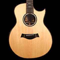Taylor has diversified its 12-string family to make the 12-string playing experience more appealing to a broader range of players. The upper echelon of Taylor's rosewood models, the 956ce 12-string Acoustic-electric features the Element inlay...
