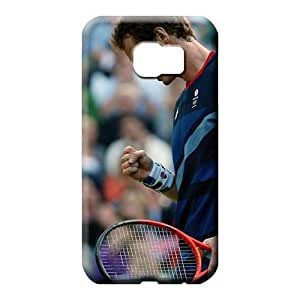 samsung galaxy s6 Impact High-definition style phone case skin andy murray tennis london 2012 olympic
