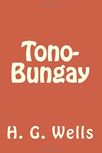 Read Online Tono-Bungay PDF ePub fb2 ebook