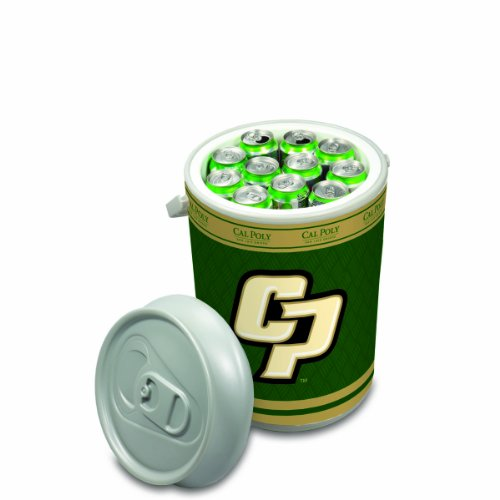 NCAA Cal Poly Mustangs Mega Can Cooler, 5-Gallon by PICNIC TIME