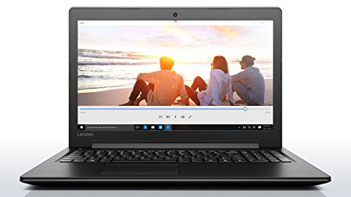 Lenovo 310T-15IKB Laptop, Core i7-7500U, 2.7 GHz, 1 TB, Intel HD Graphics 620, Windows 10 Home 64-bit, Black, 15.6