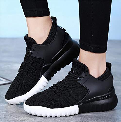 tennis scarpe da autunno bianco nero mesh moda nuove scarpe Exing rosso casual da B casual Scarpe donna primavera comode S88z0f4