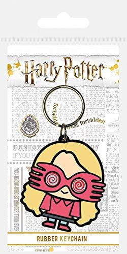 1art1® Harry Potter - Luna Lovegood Chibi Llavero (6 x 4cm ...