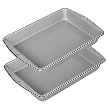 Wilton Recipe Right 9x13 Oblong Pan, 2-Pack