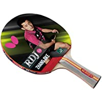 Butterfly RDJ S4 ITTF Approved Ping Pong Paddle Great Spin Speed & Control Table Tennis Racket