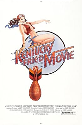 Kentucky Fried Movie Poster 24x36