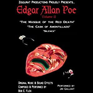 Edgar Allan Poe, Volume II Audiobook