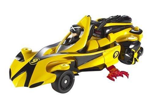Mattel Speed Racer Deluxe Battle Vehicle Racer X GPX ()